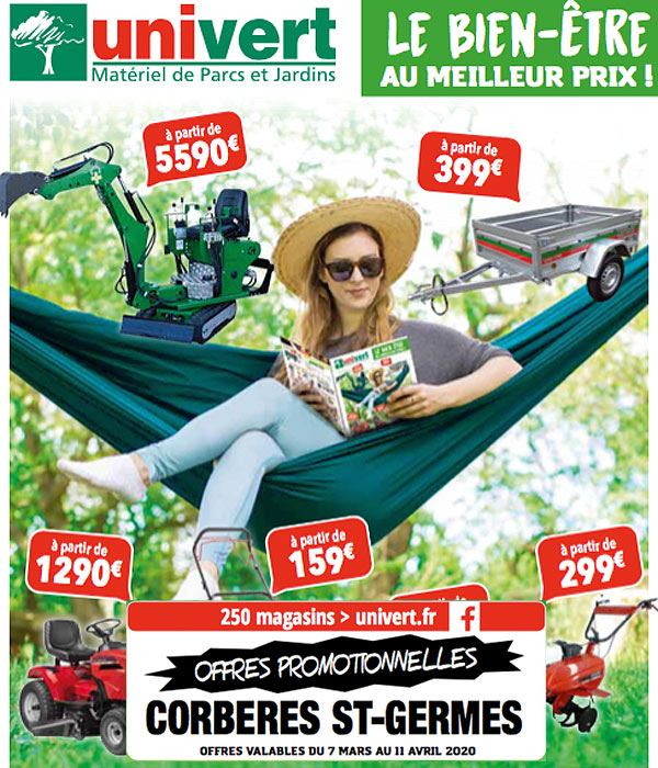 Catalogue Corberes Saint Germes